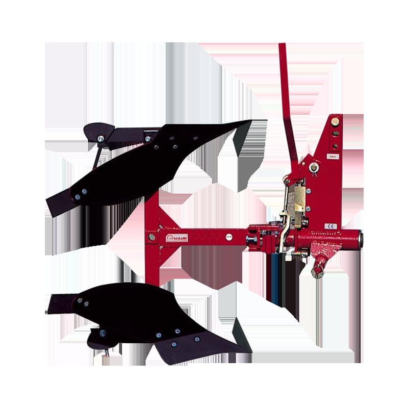 Plug reversibil monosoc 20-40 CP brazdar 28 cm