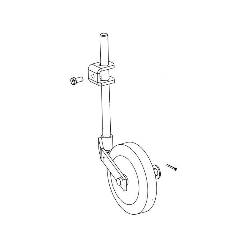 Spaclu (razuitoare) 16 cm