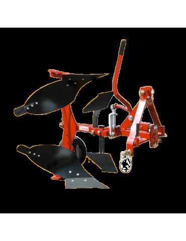 Plug reversibil monosoc 12-15 CP brăzdar 23 cm