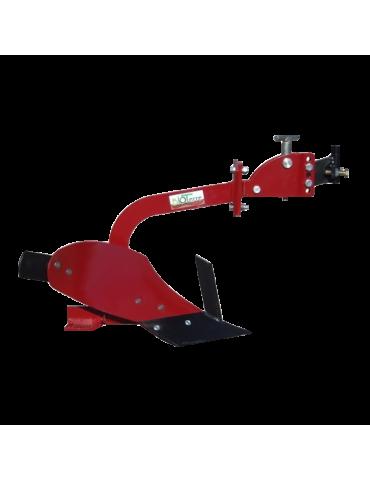 Plug simplu pentru motocultor 3-8 CP brăzdar 18 cm