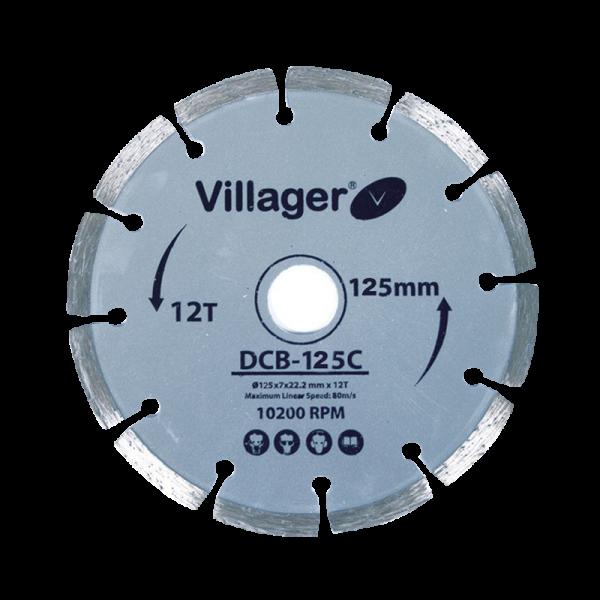 Disc diamantat DCB125C 125 mm
