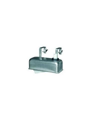 Tanc de racire INOX capacitate 500 litri - 380 V