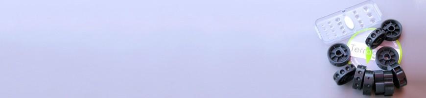 Role și discuri pentru însămânțare Terradonis